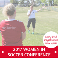 2017 women in soccer conference