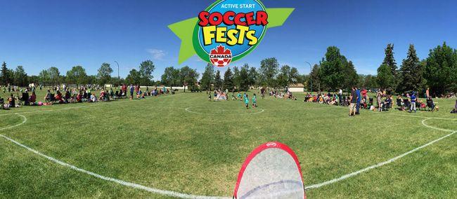 Active Start Soccer Fest