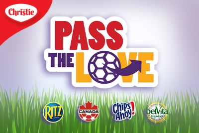 Pass the Love Logo