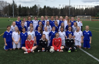 U14 Girls North and South