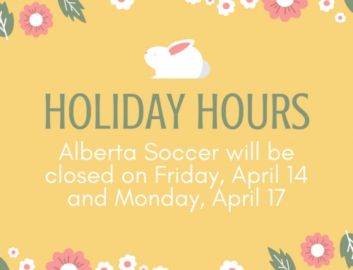 Holiday Hours – Easter Weekend