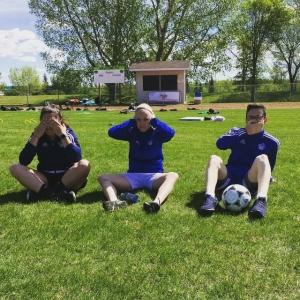 Three wise coaches