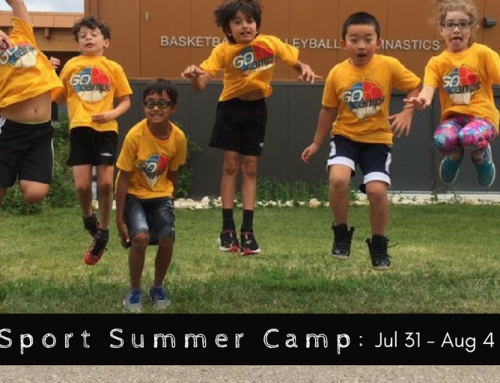 Multi-sport summer camps for 6-12 year-olds