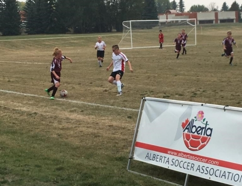Players flagged at U13 Rural ID Event