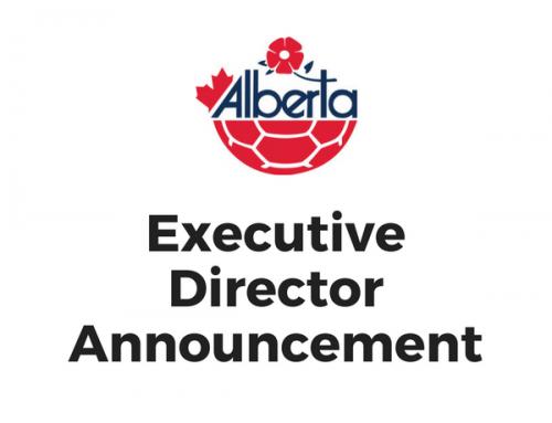 Alberta Soccer hires new Executive Director