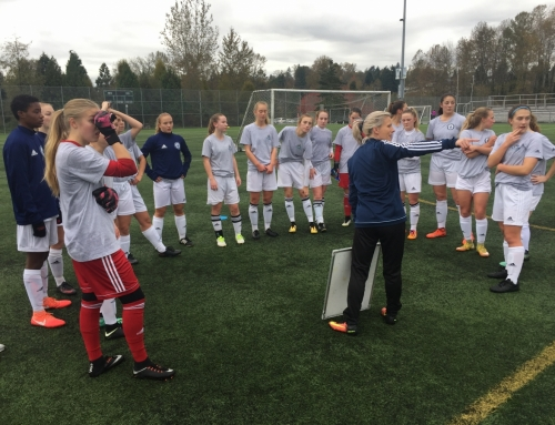 Regional EXCEL Program prepares female players for next step in its second year