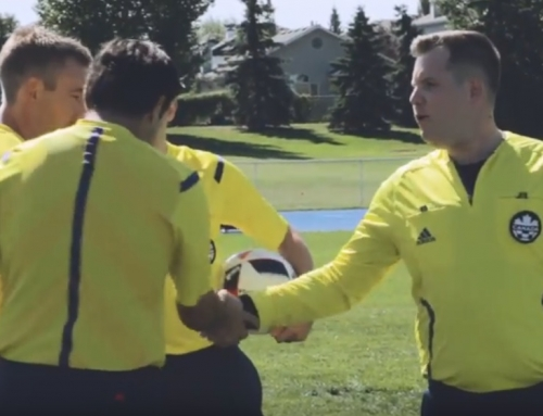 Alberta Soccer releases referee recruitment video