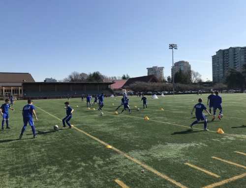 Alberta Provincial Teams thrive in high quality atmosphere at Whitecaps FC Combine