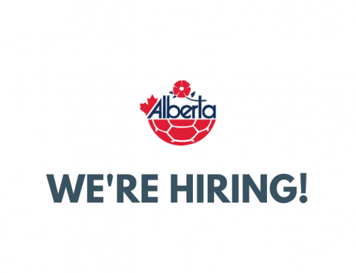 Alberta Soccer NOW HIRING Technical Director