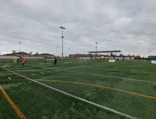 Alberta Coaches conduct multiple ID Events for Provincial Team Program
