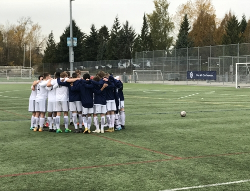 Alberta South Academy boys thrive at HPP Combine in Vancouver