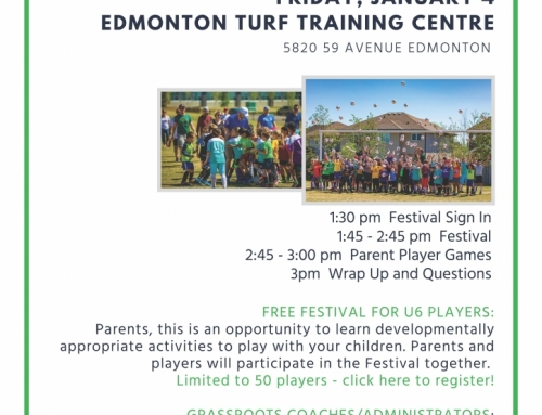Grassroots Symposium for U6 players, parents, and coaches