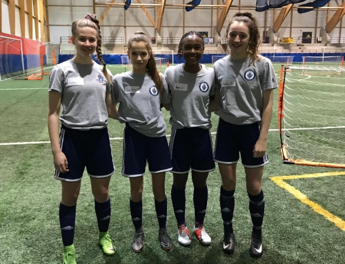 REX Players and Coaches return from U17 REX ID Camp in Quebec
