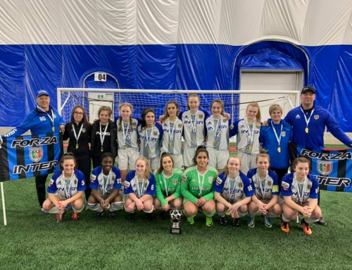 Provincial Champions named at Alberta Soccer's first ever 7v7 Boardless Provincials