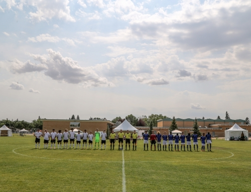 Western Canada Summer Games underway after successful training camp for Team Alberta